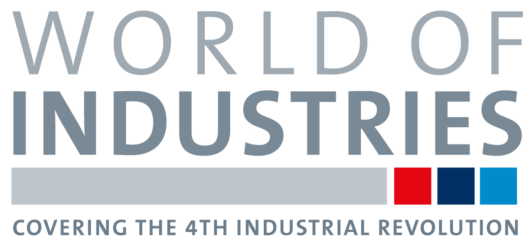 Logo magazin world of industries