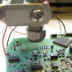 PCB test through temperature measurement