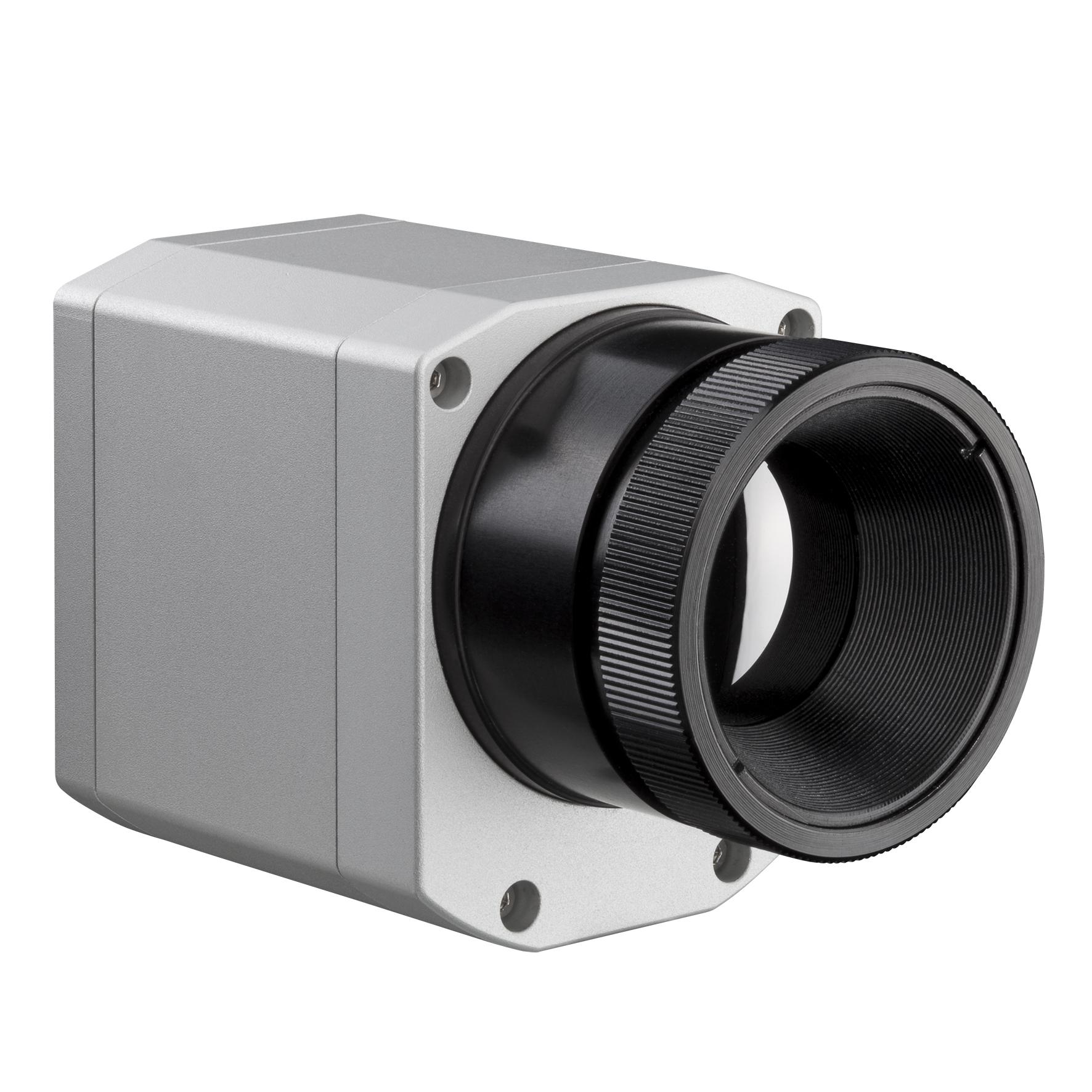 IR camera optris PI 640