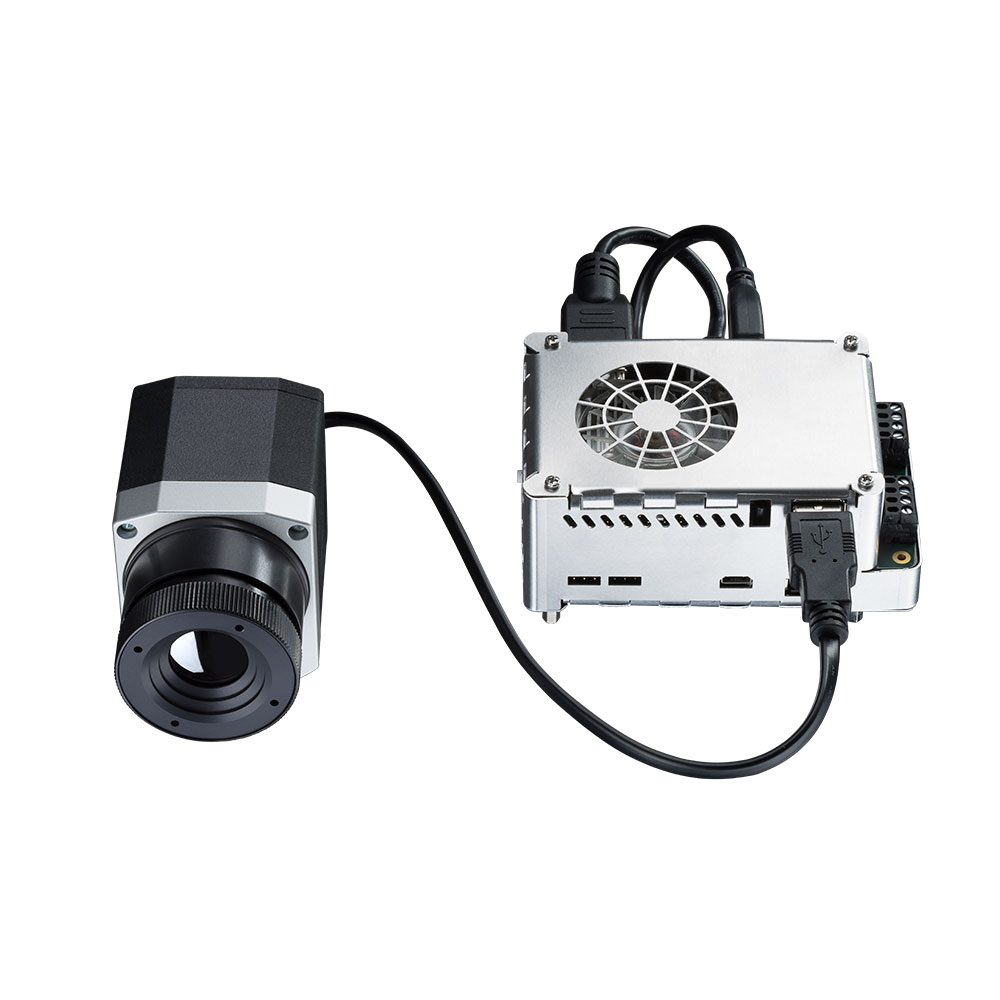 IR camera optris PI LightWeight kit
